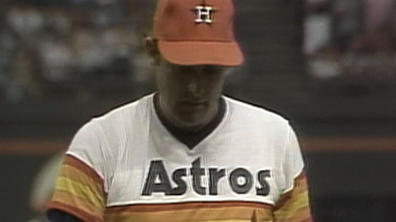 Ryan's fifth career no-hitter