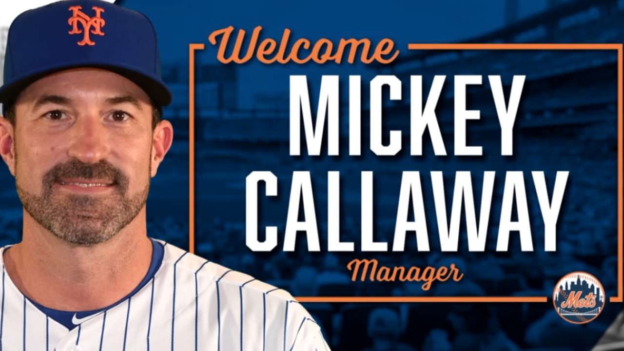 Callaway's approach to pitching wins over Mets