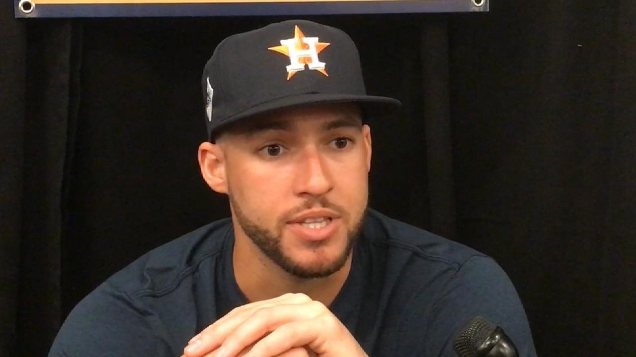 Springer on impacting the WS