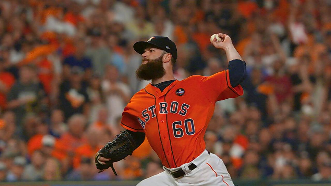 Dodgers on facing Keuchel