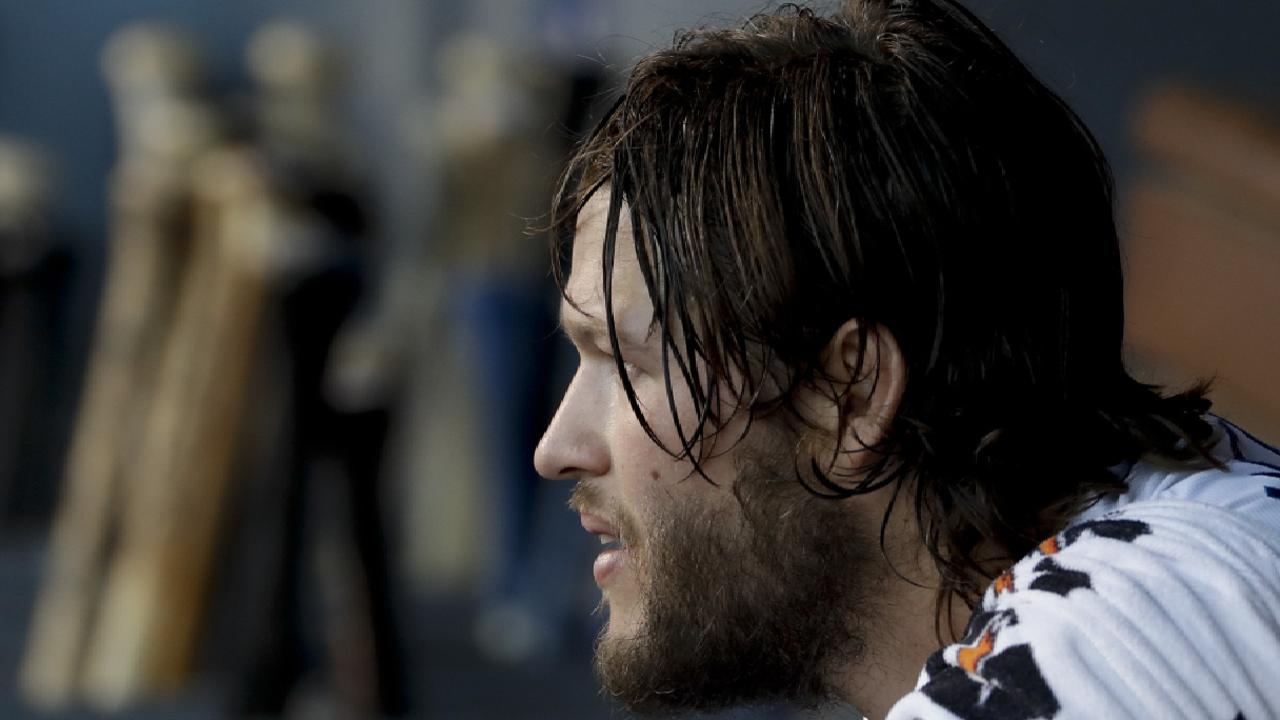 Kershaw on heat for Game 1