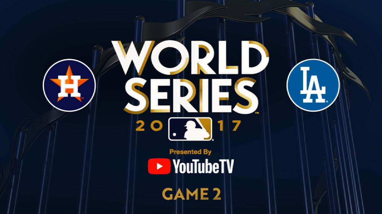 10/25/17: Astros ganan en 11 entradas y empatan la serie