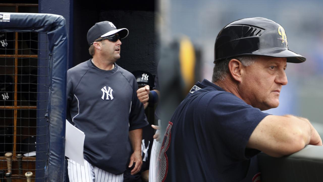 Possible new Yankee managers