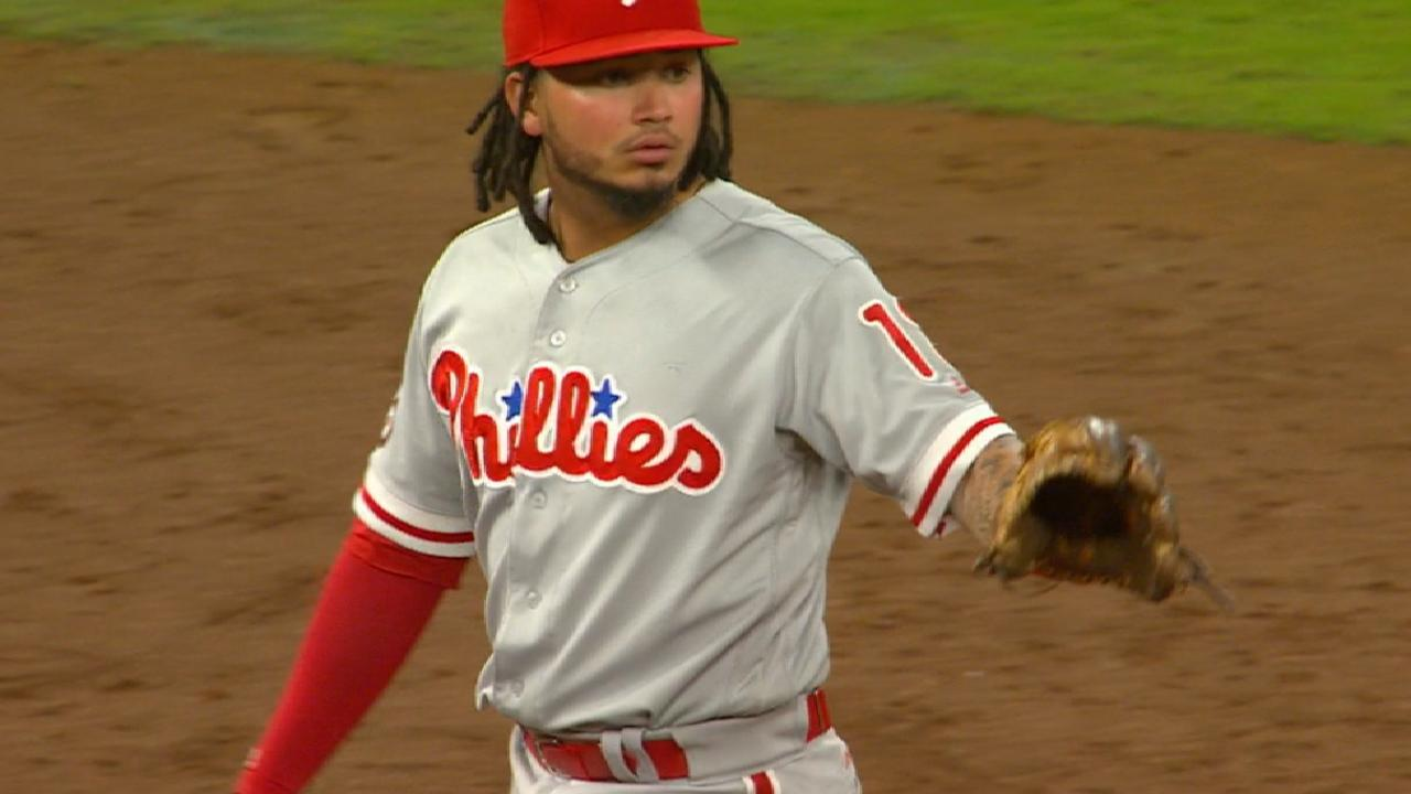 Galvis' top defensive plays