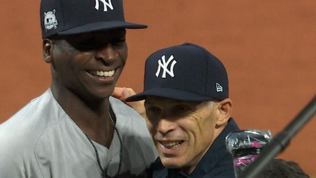 Girardi, Yankees parting ways
