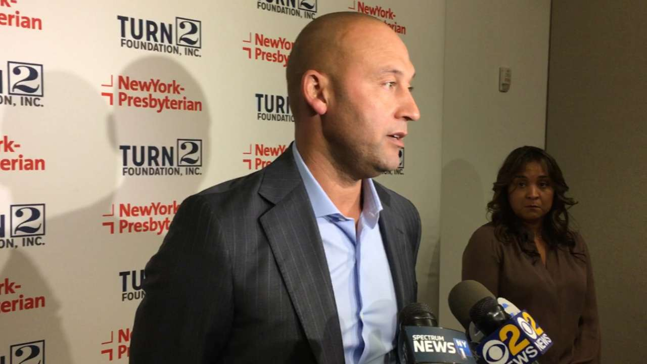 Jeter on Girardi's departure