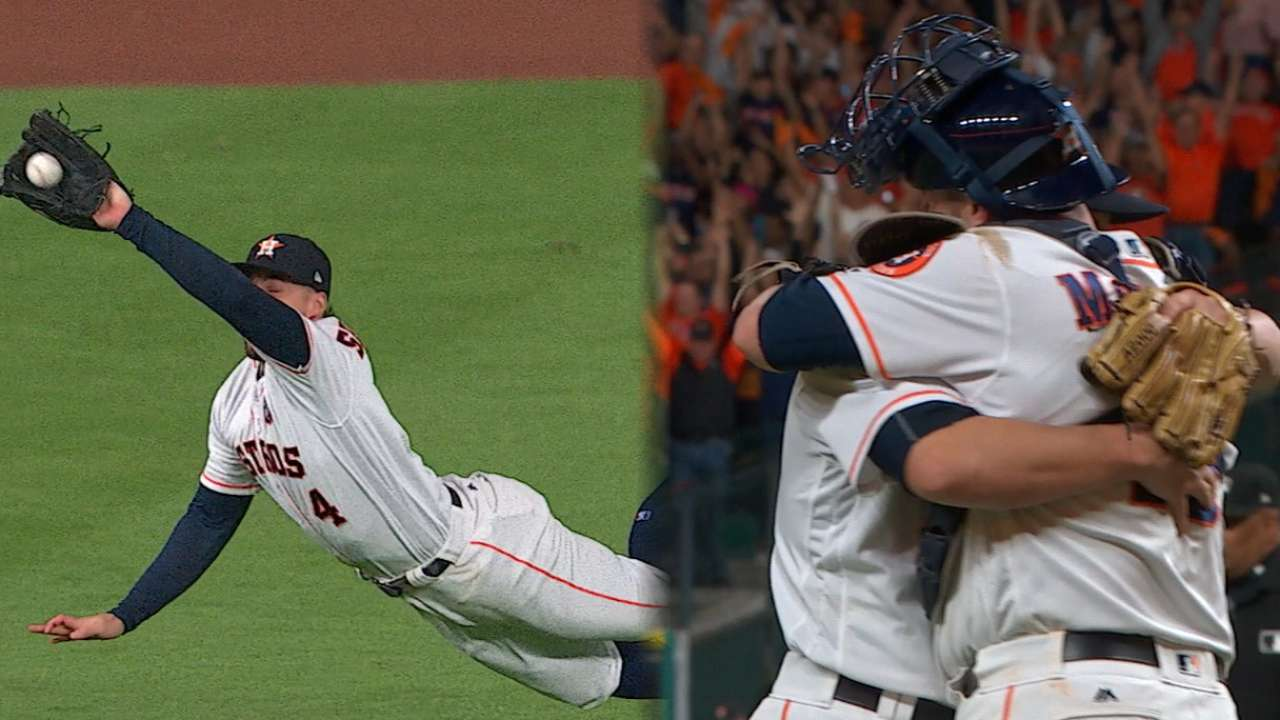 Radio Call: Astros take Game 3