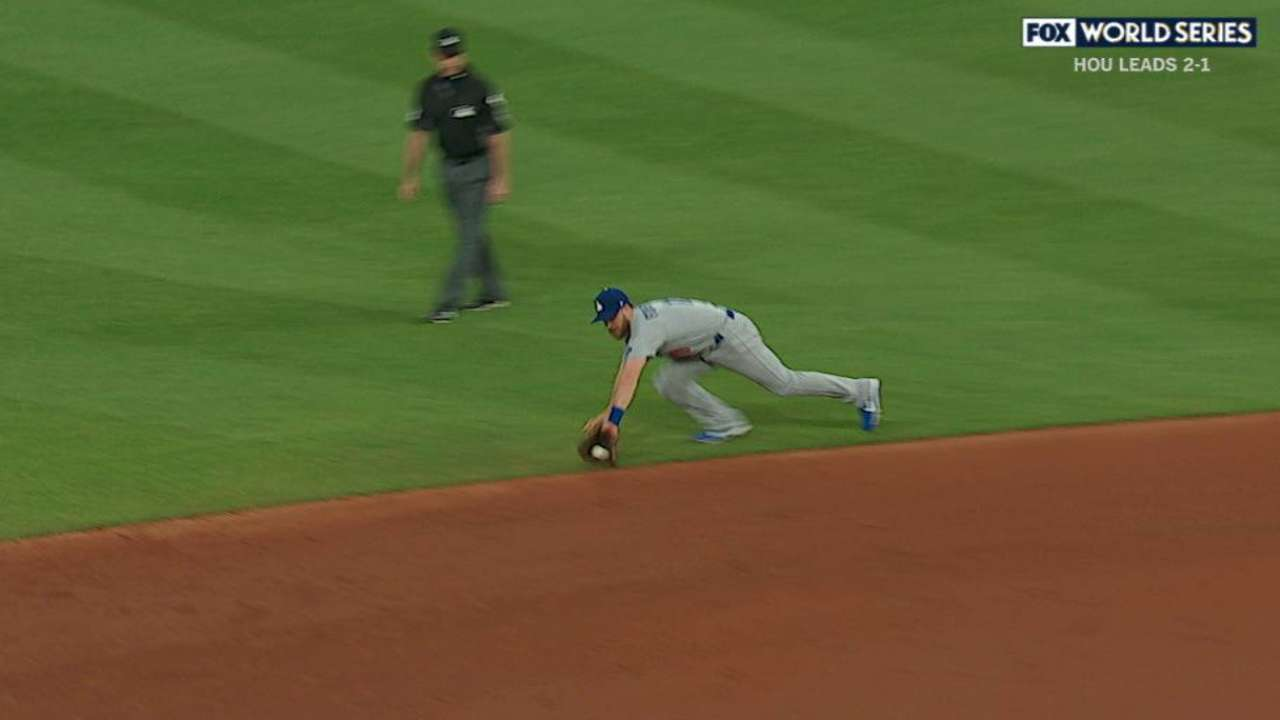 Forsythe's fine diving stop