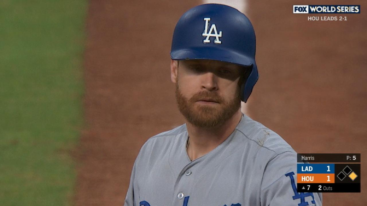 Los Dodgers han contado con aportes de figuras inesperadas en este 2017