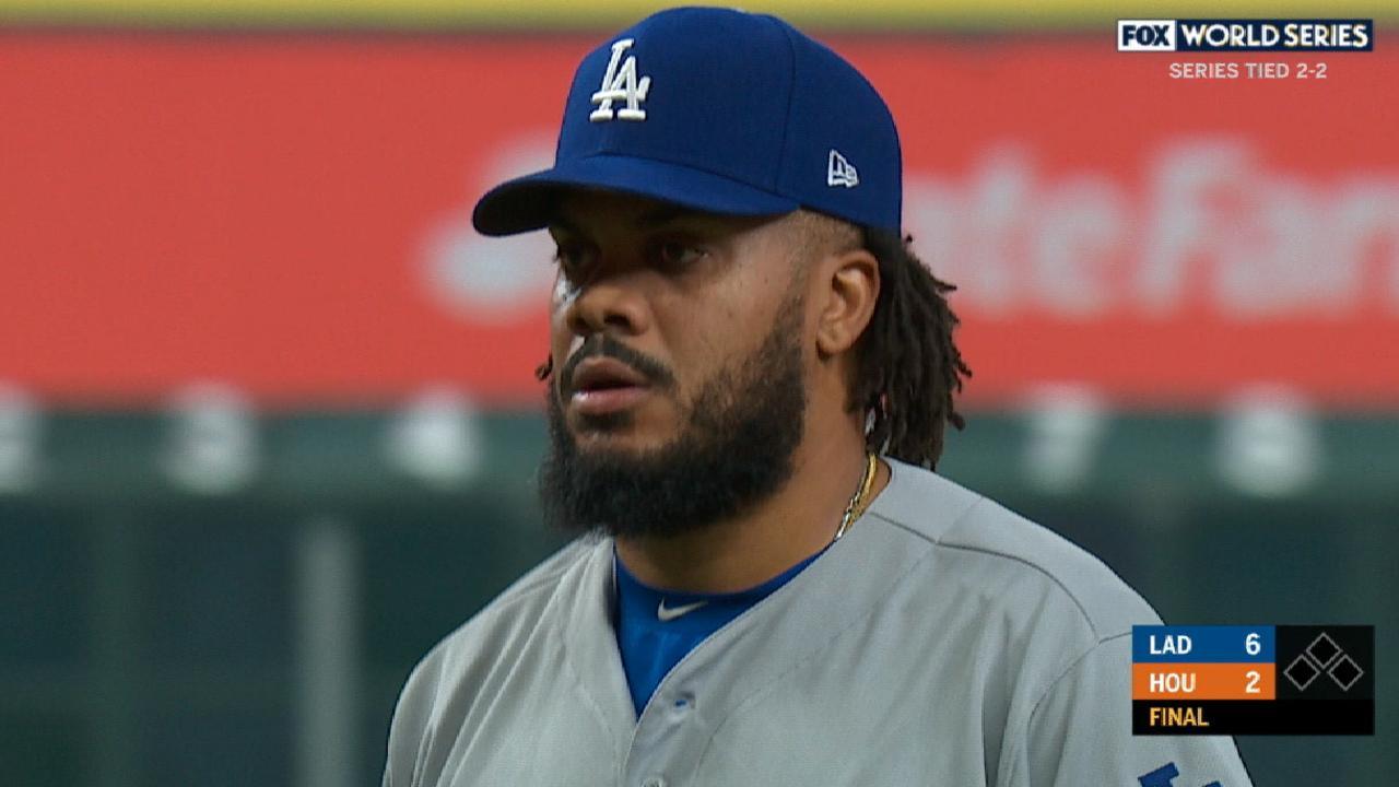 Dodgers volvieron a demostrar su resistencia en el Juego 4