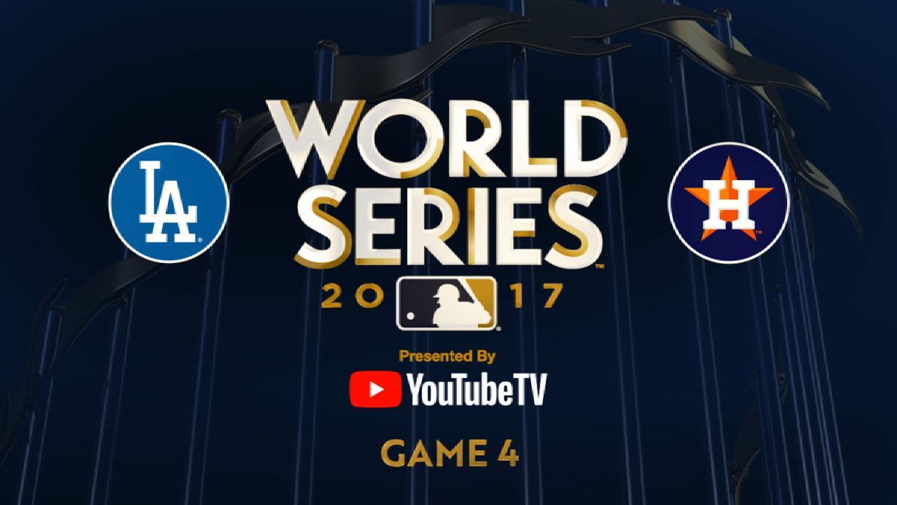 10/28/17: Dodgers arman rally y empatan la serie