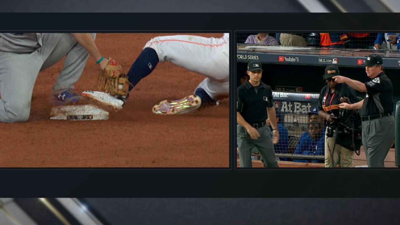 Correa's RBI double