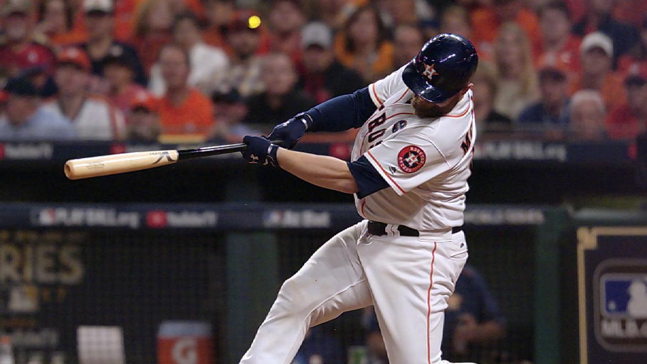 McCann's historic homer