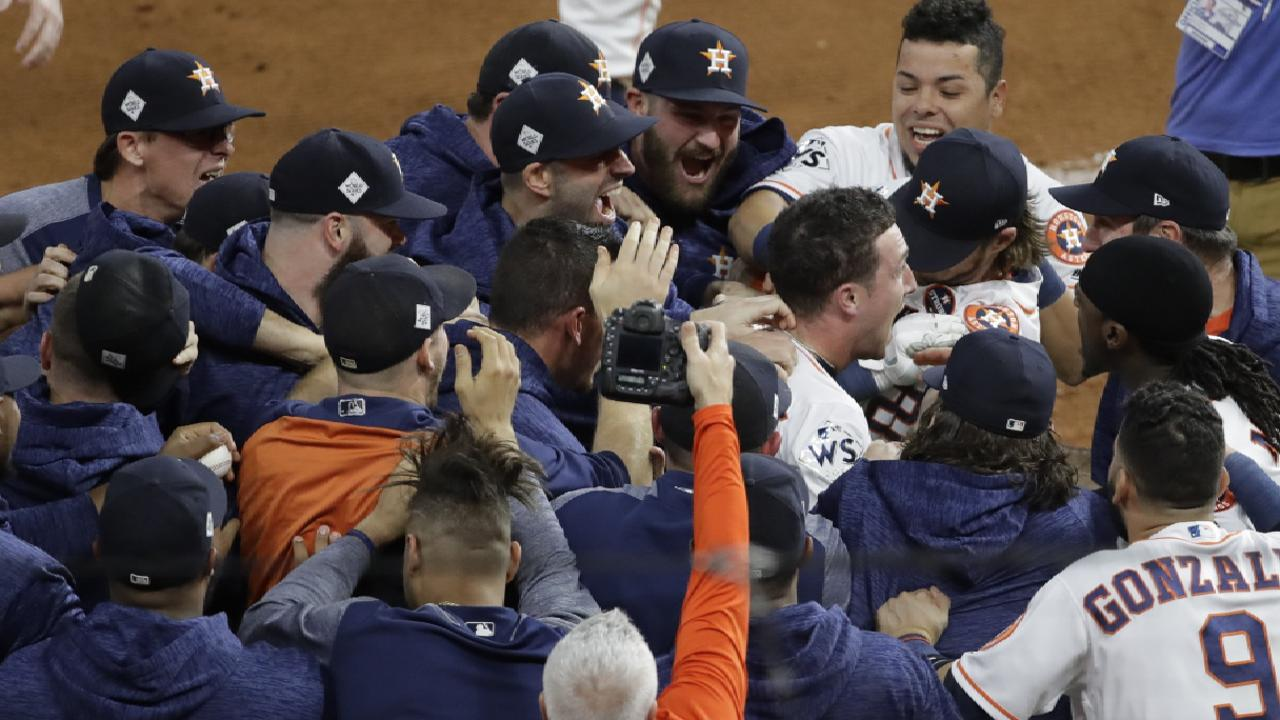 Hinch on epic Game 5