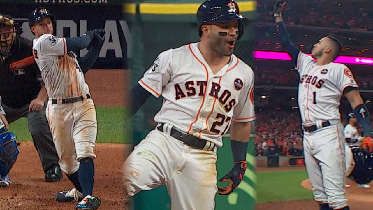 Must C: Astros lead in the 7th