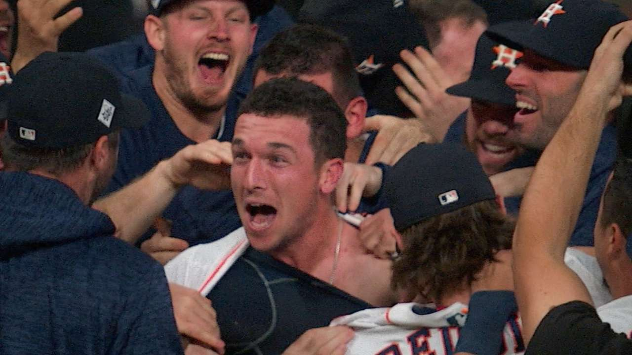 Must C: Astros' walk-off rally