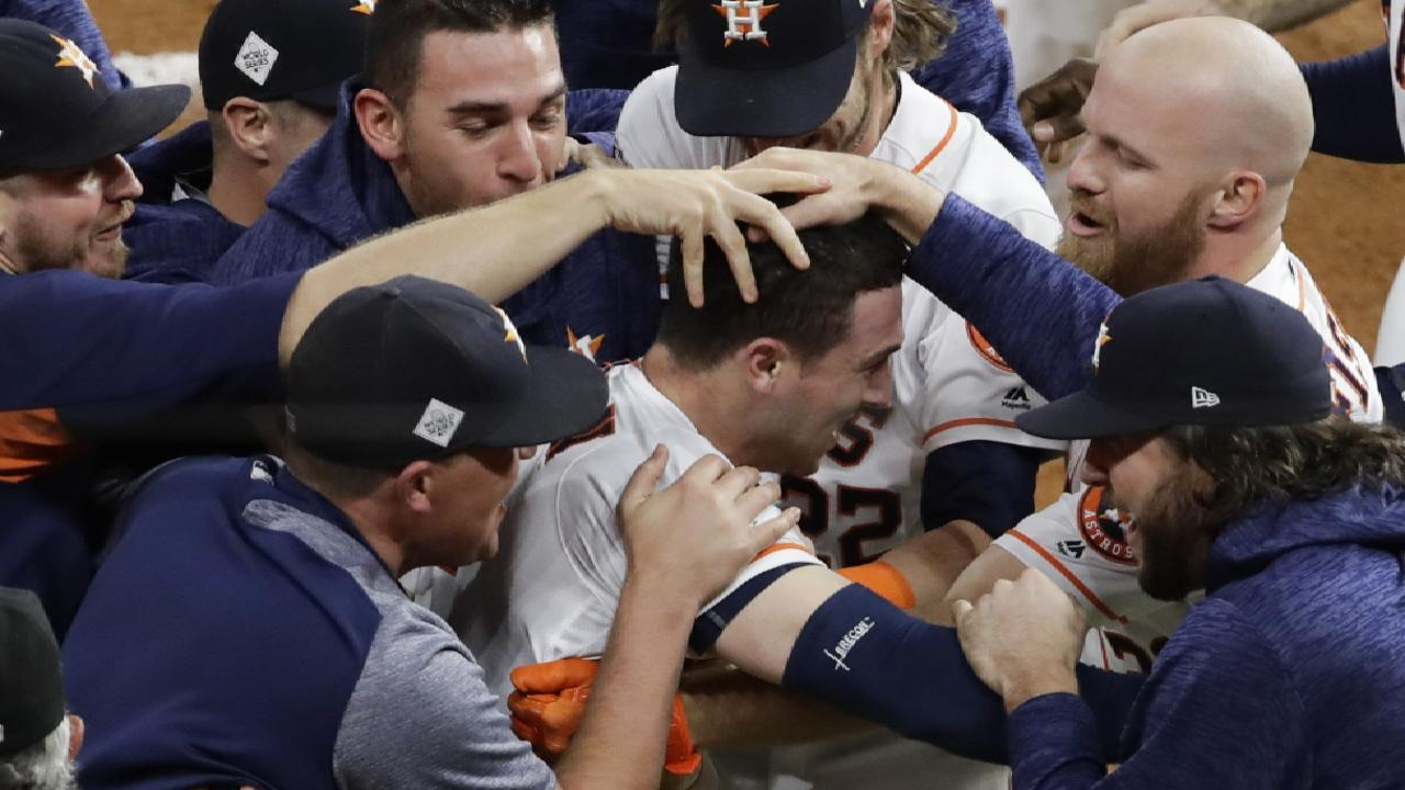 Game 5 an exhilarating, exhausting ride