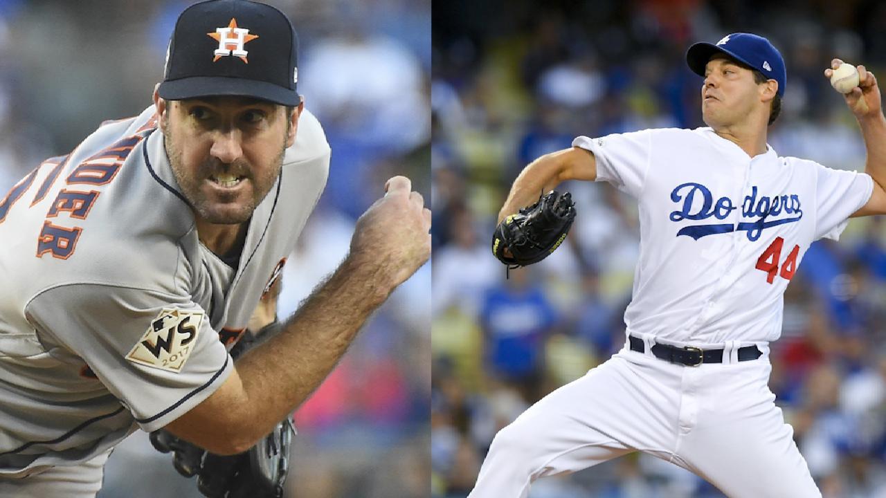 Los Astros quieren coronarse de una vez; los Dodgers un Juego 7