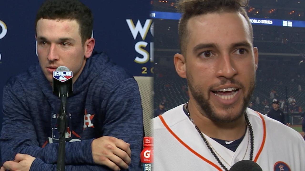 Astros on memorable win