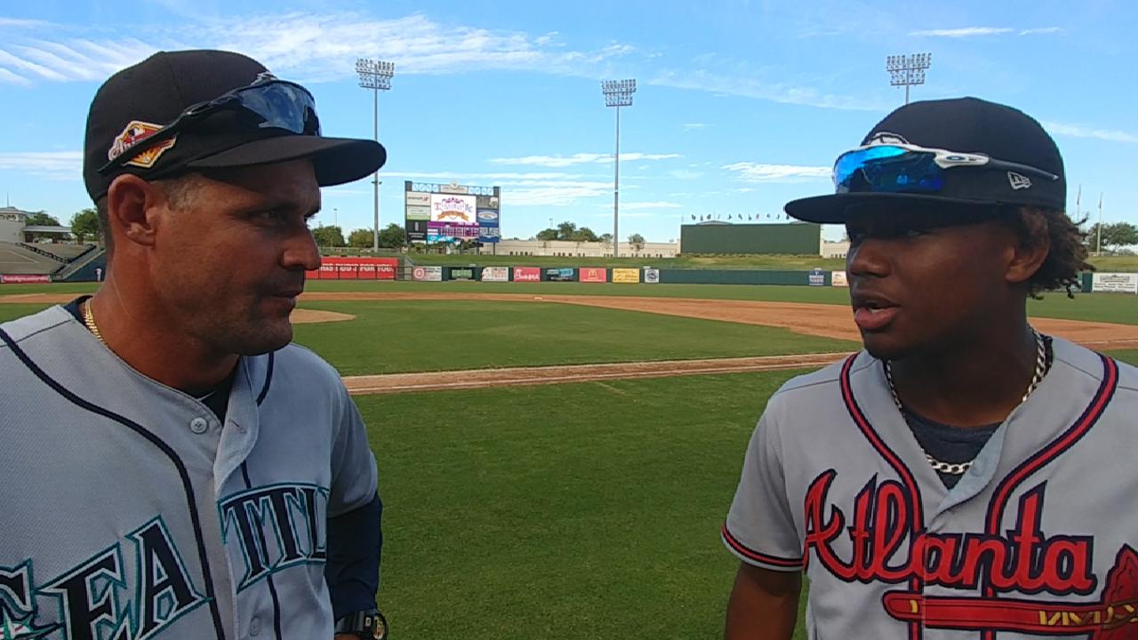 Acuna on win, Fall success