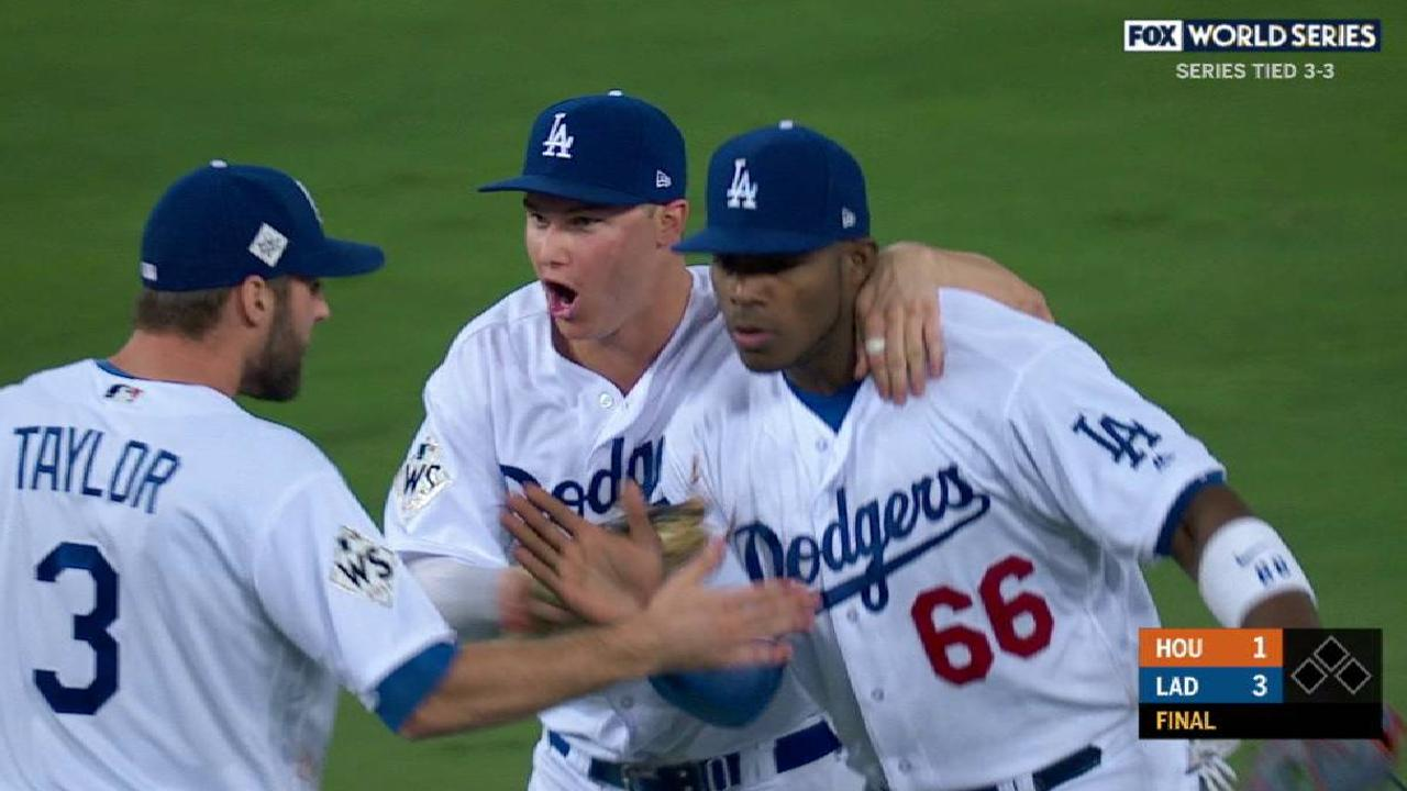 Jansen seals win to force Game 7