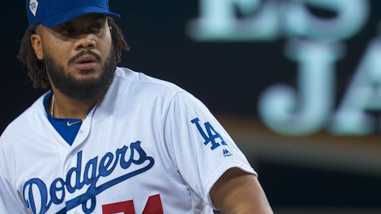 Jansen's two perfect innings