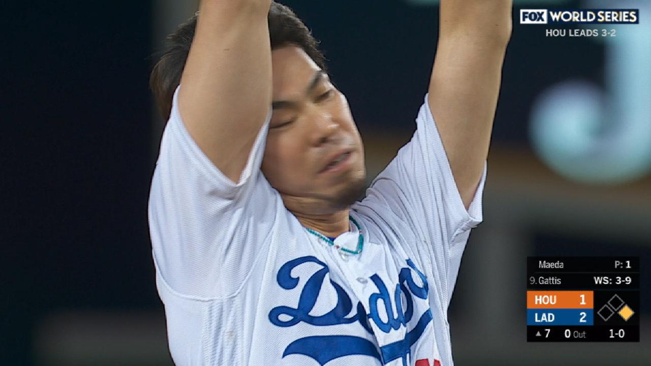 Dodgers still view Maeda as a starting pitcher