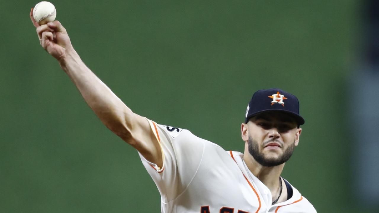 McCullers Jr. on starting Game 7
