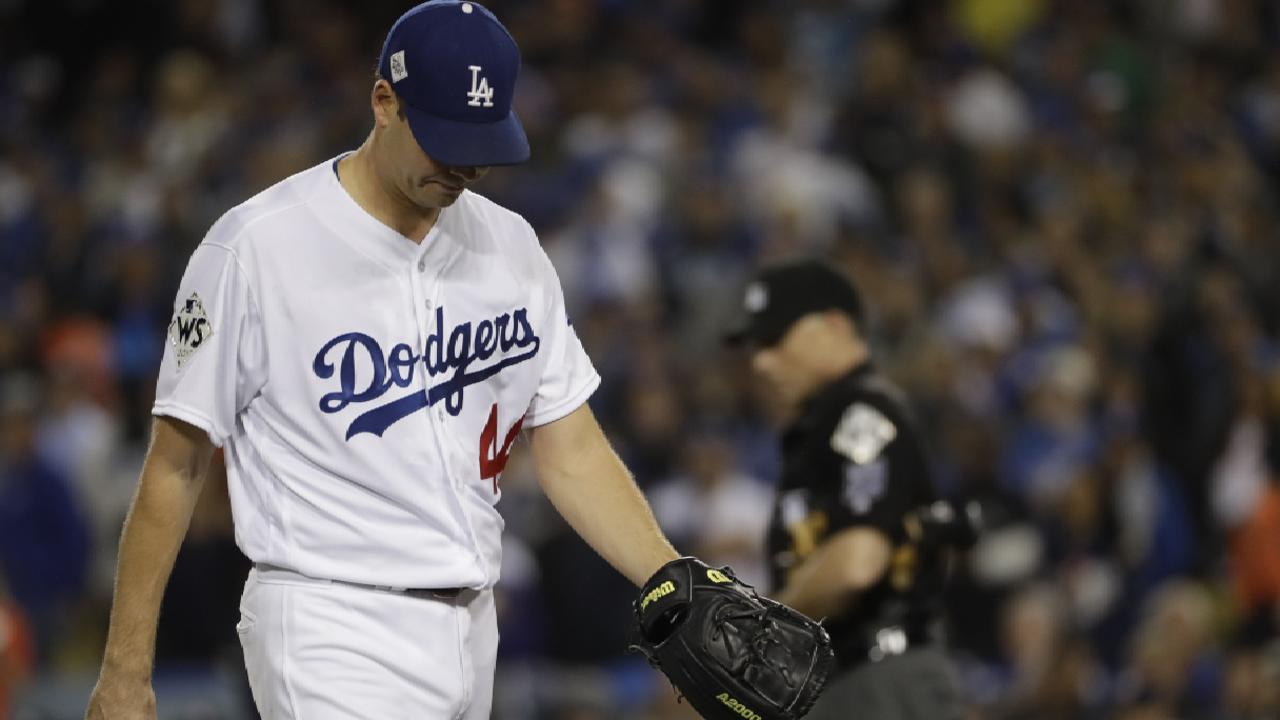 Dodgers' bullpen able in Game 6, ready for 7