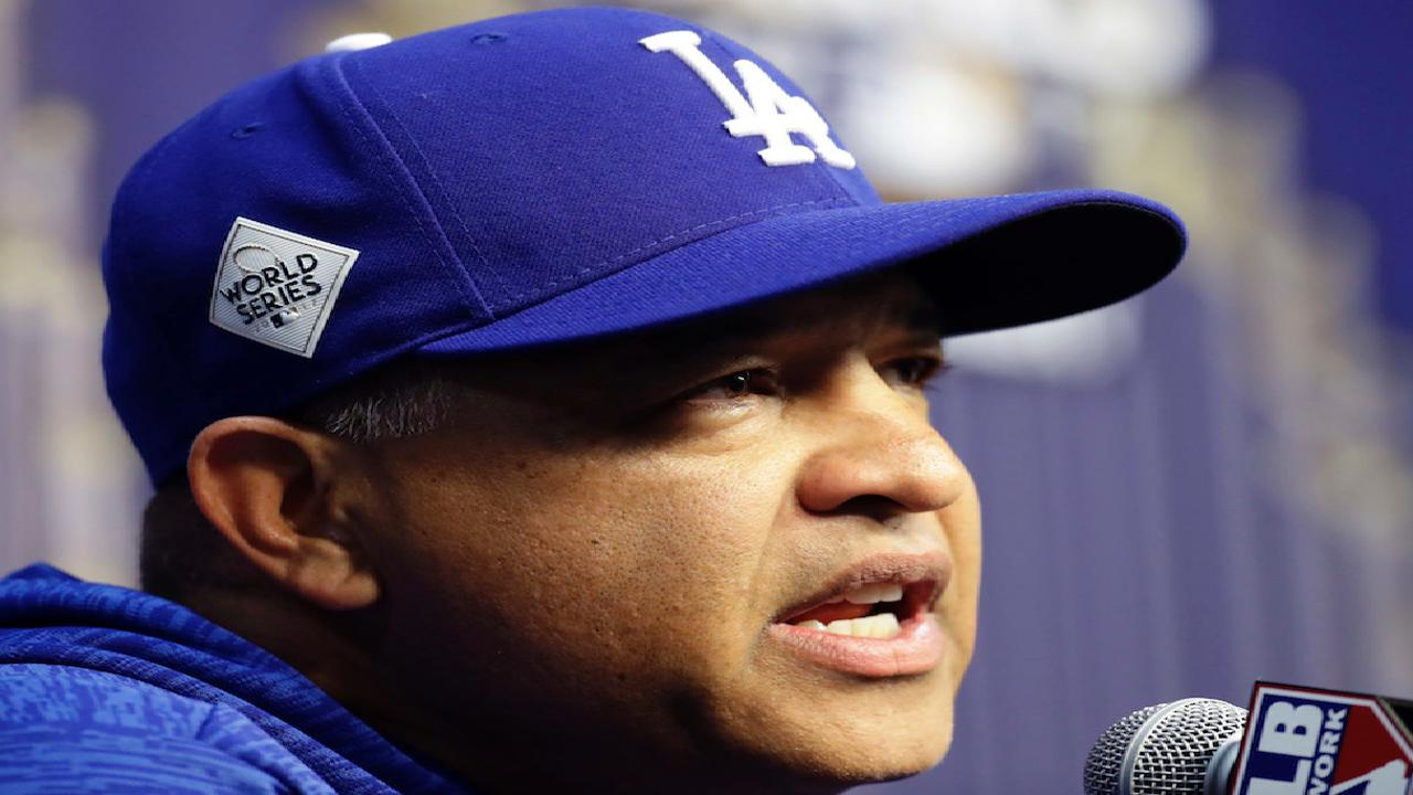 Roberts could use Jansen in middle innings