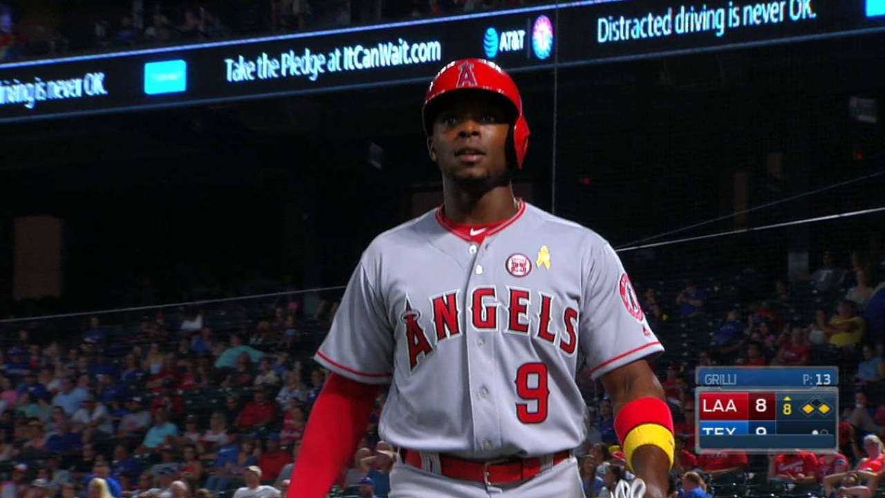 Inbox: Who will bat leadoff for the Angels in '18?
