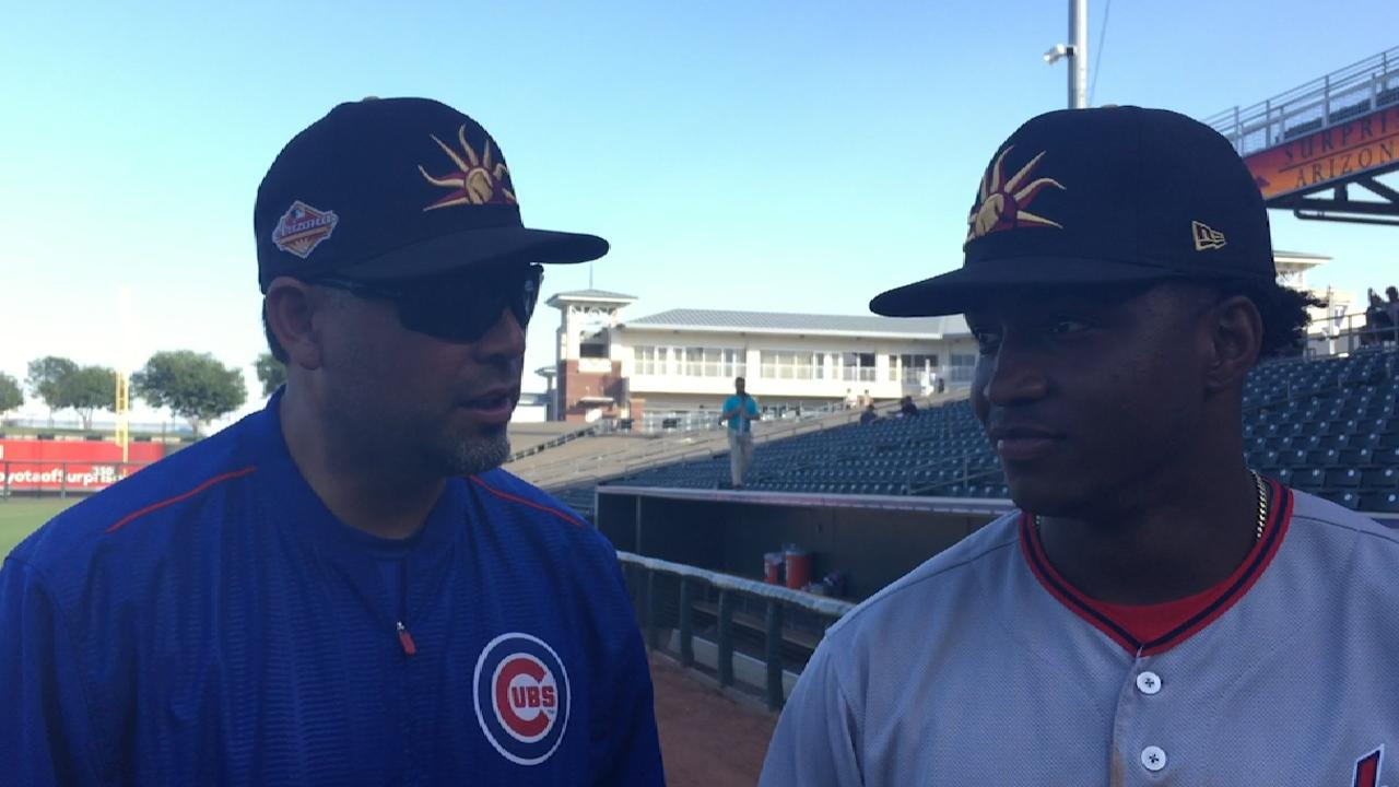 Robles on Fall League focus