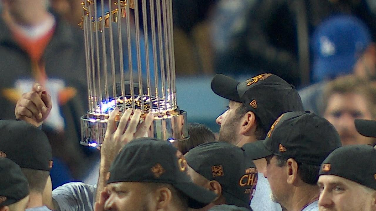 Relive the epic '17 World Series