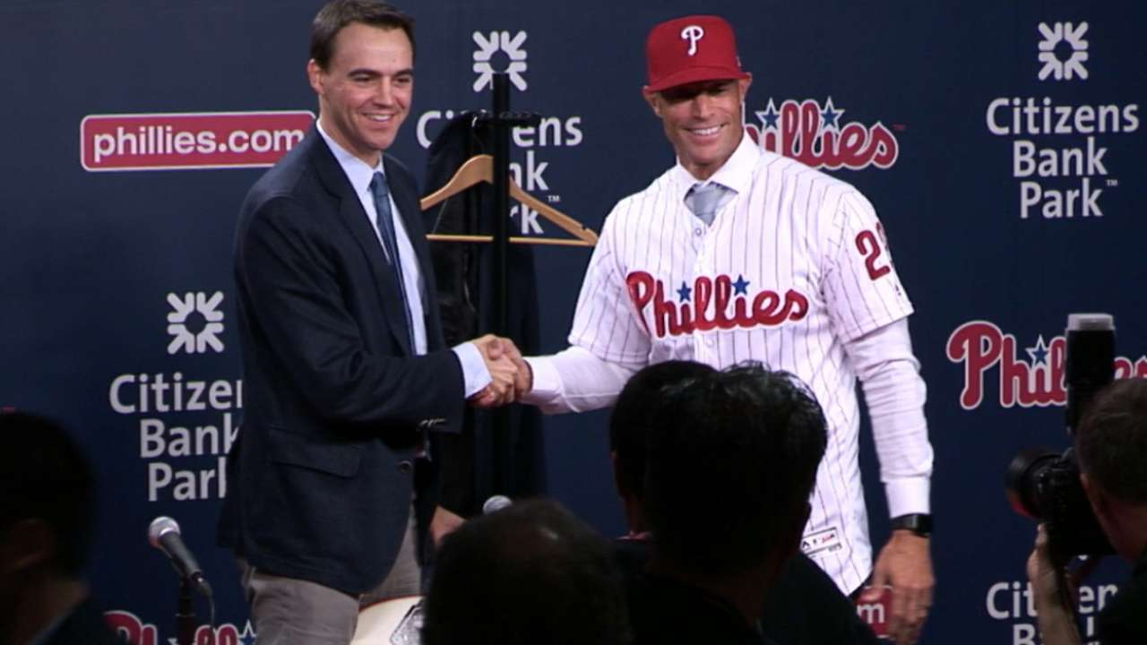 Kapler on Phils' competitiveness