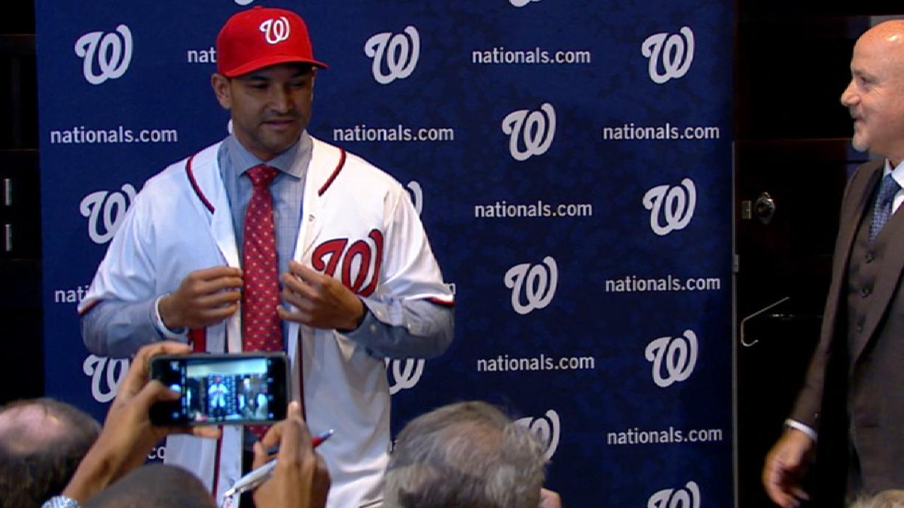 Martinez on being named manager