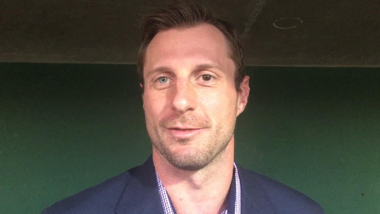 Scherzer inducted into AFL Hall of Fame