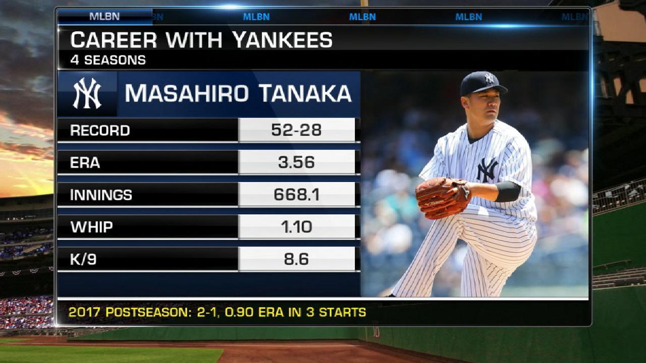 MLB Tonight on Tanaka's decision