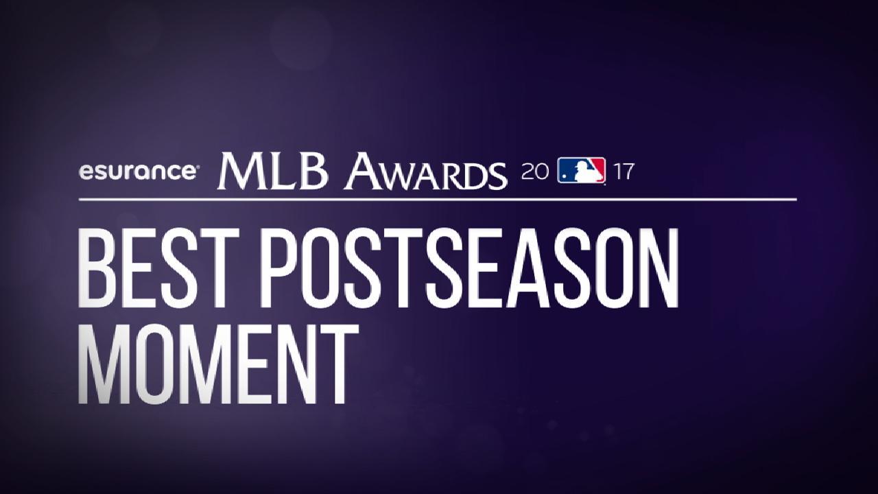 #AwardWorthy: Vote Best Postseason Moment