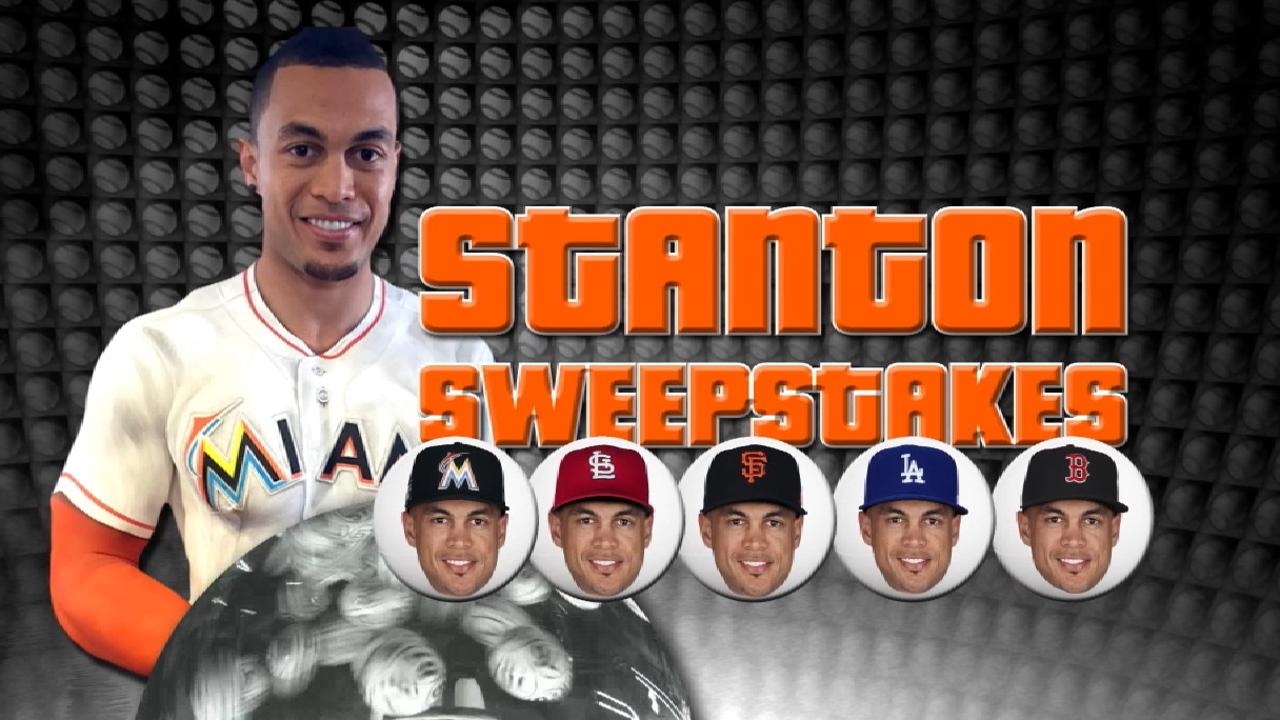 Where will Stanton end up?