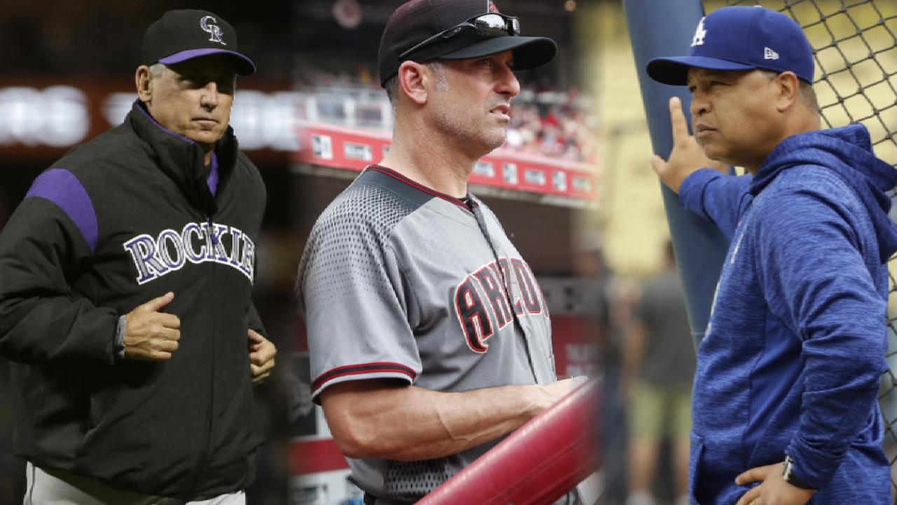 NL Manager of the Year finalists