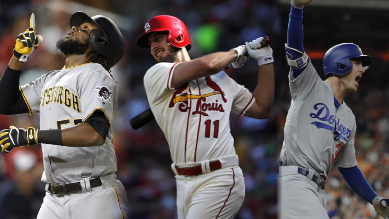 NL ROY Award finalists revealed