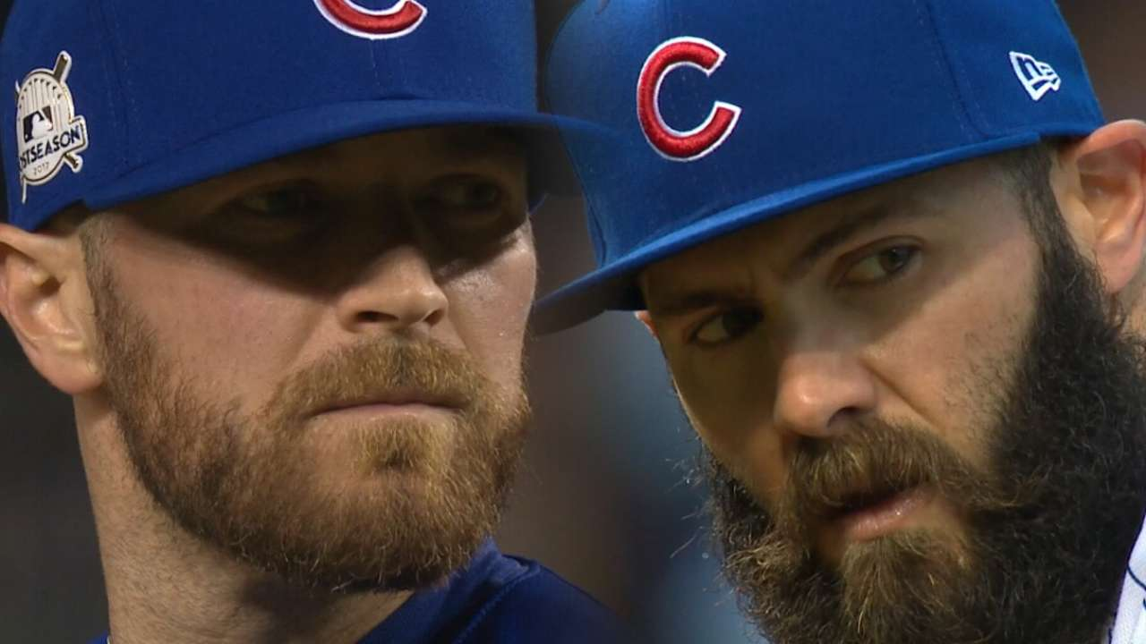 Cubs preparing for 'challenging' pitching market