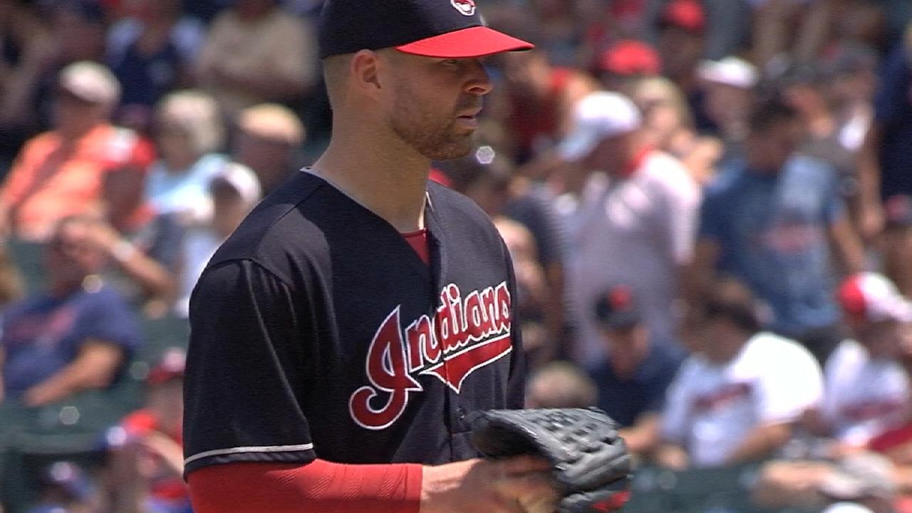 Blaze of Corey: Kluber deserves second CYA