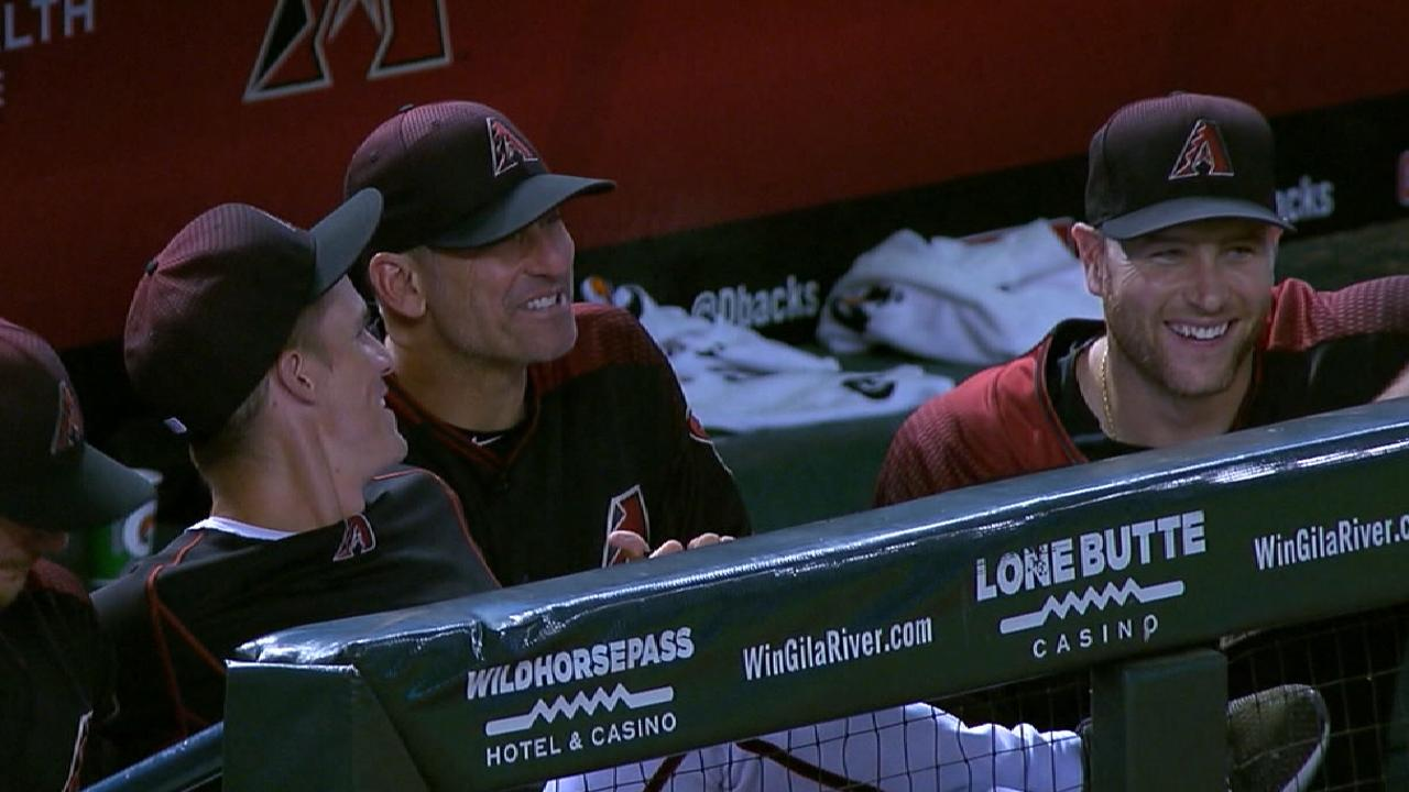 Lovullo nominated for NL MOY