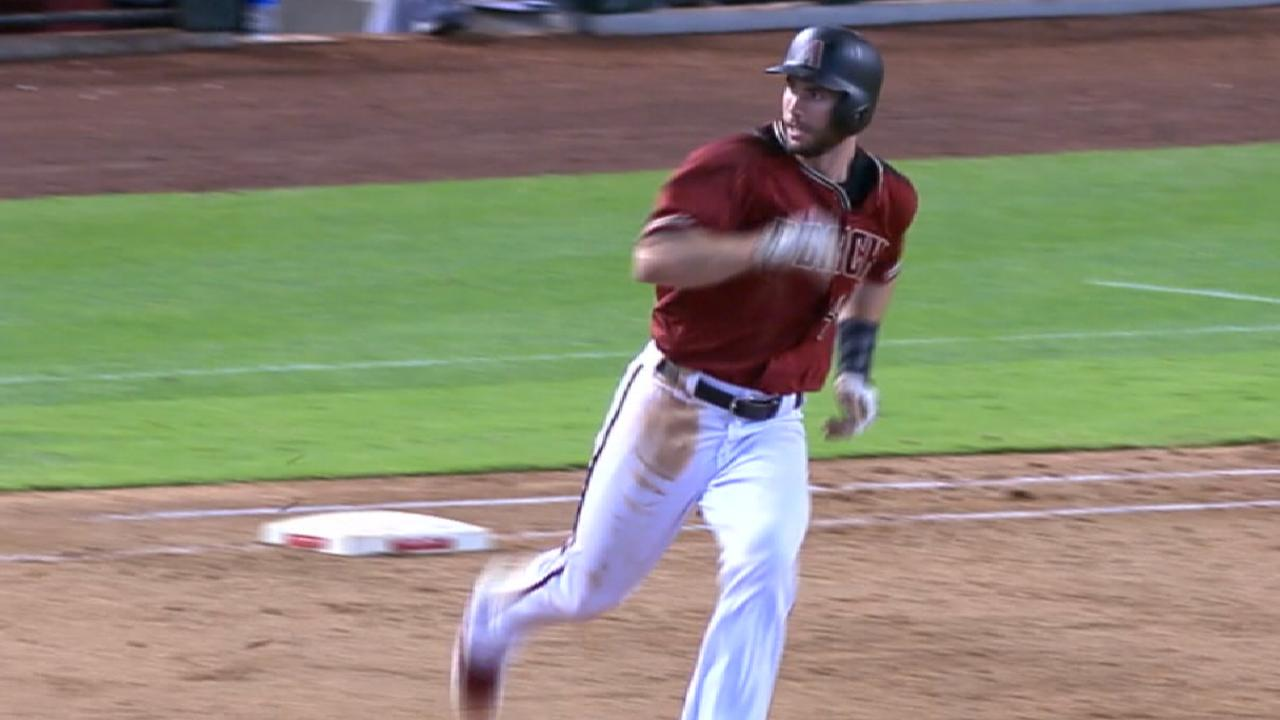 Goldy, Lovullo named finalists for NL awards