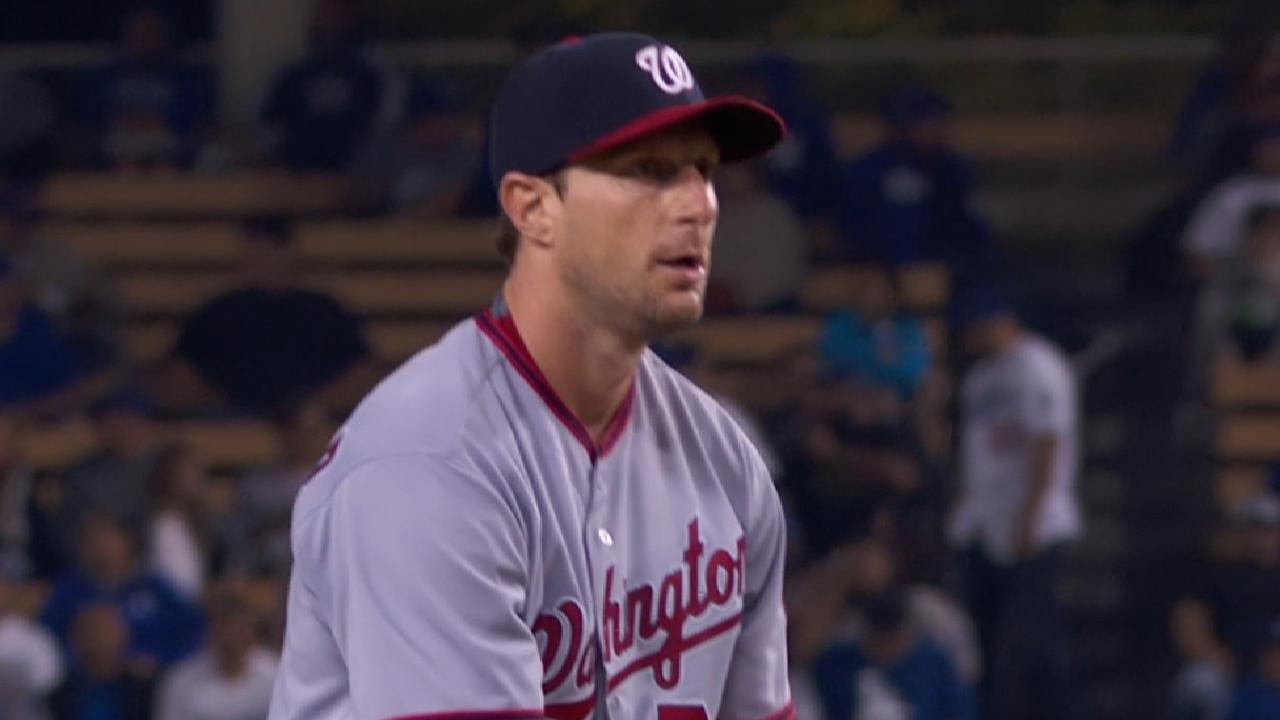 Scherzer has strong case for Cy Young repeat