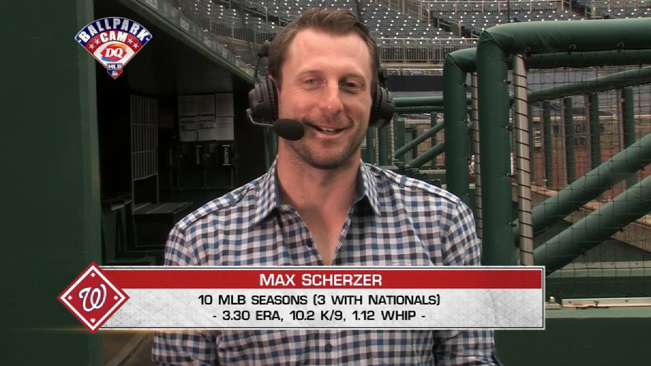Max Scherzer on 2017 season
