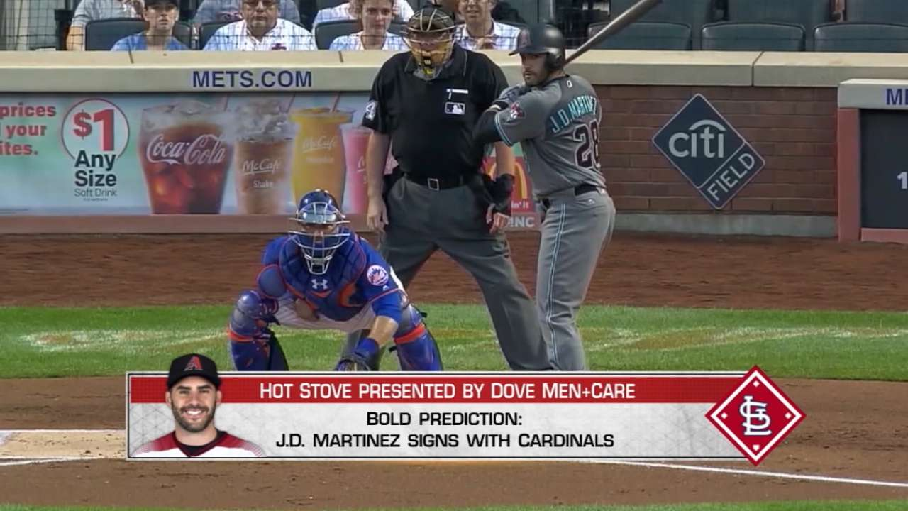 10 moves that would make Hot Stove sizzle