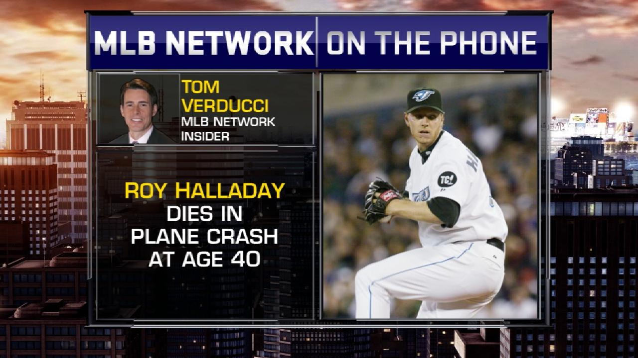 Verducci remembers Halladay