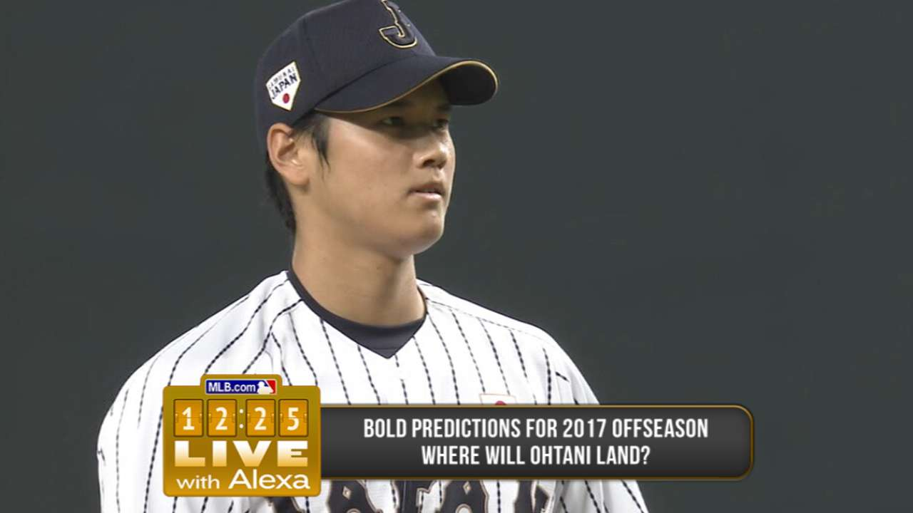 Sources: MLBPA to meet with Ohtani's agency